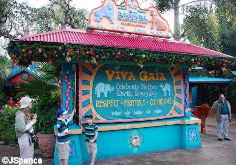 Tip Board Ceremony