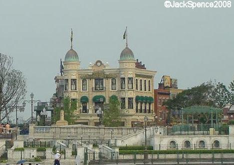 American Waterfront New York City Tokyo DisneySea