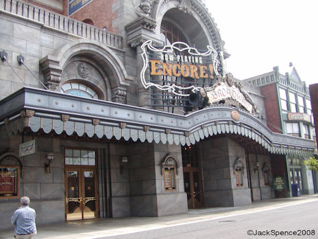 Broadway Music Theatre American Waterfront New York City Tokyo DisneySea