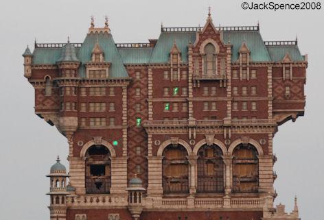 Tower of Terror American Waterfront Tokyo DisneySea