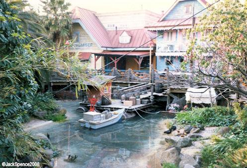 Adventureland Tokyo Disneyland
