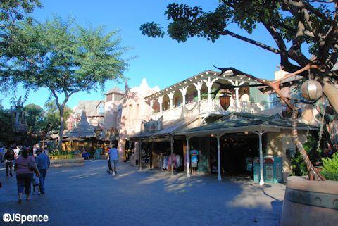 Disneyland's Adventureland