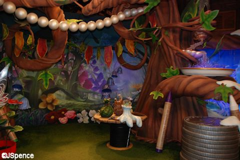 Tinker Bell's Magical Nook