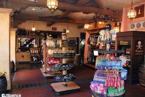 Pirate Shop