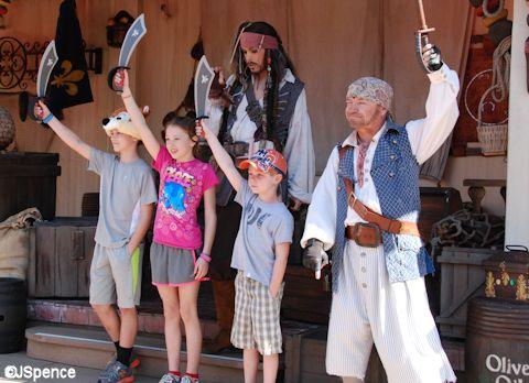 Pirate Tutorial