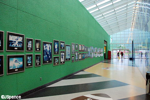 Hall-of-Fame Wall