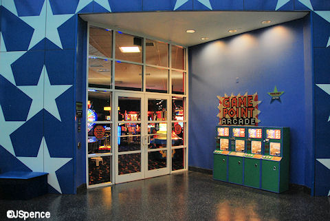 Game Point Arcade