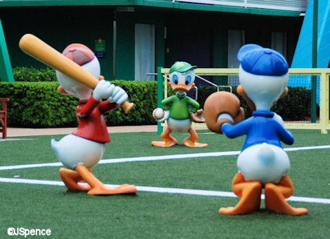 Huey, Dewey, and Louie