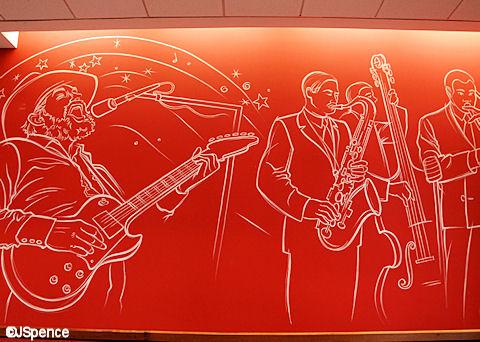 Muscians Mural