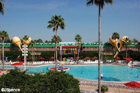 Calypso Pool