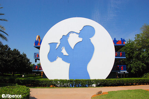 Silhouetted Swing Musicians