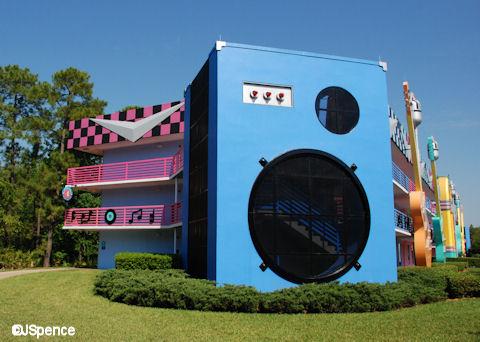 Giant Speaker