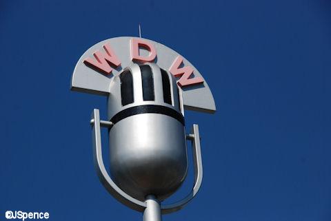 WDW Microphone