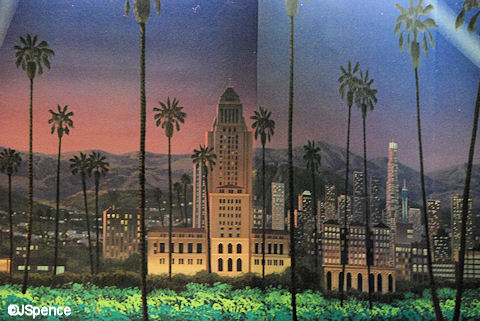 Hollywood Mural
