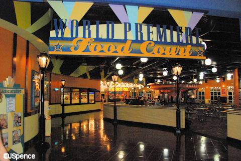 World Premier Food Court