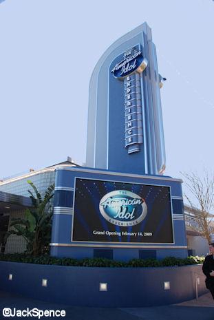 American Idol Soft Opening