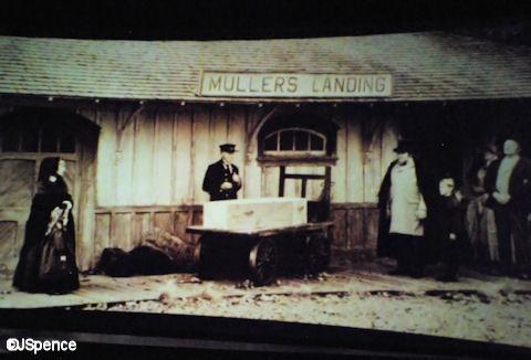 Muller's Landing