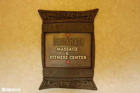 Zahanati Massage & Fitness Center