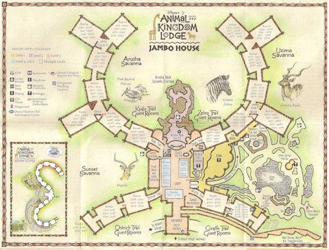 AKL Map