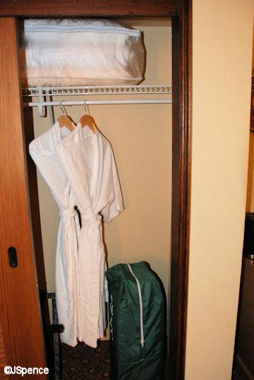 AKL Room Closet