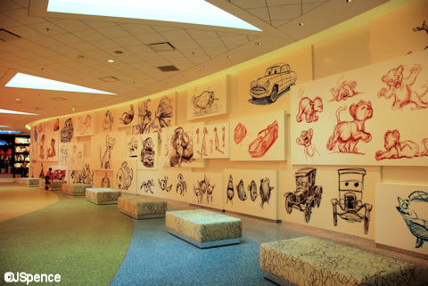 Animation Wall