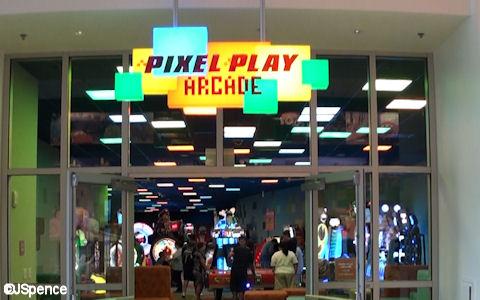 Pixel Play Arcade