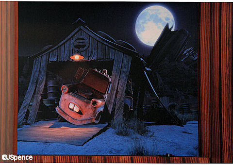 Mater Sleeping