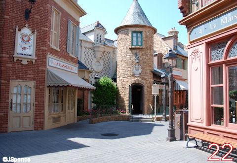 Disney Around the World