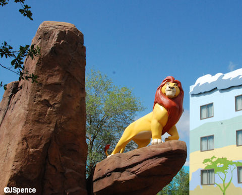 Lion King Suite Art Of Animation Resort Allears Net
