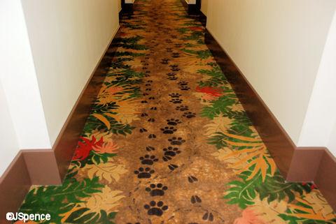 Hallway Carpeting