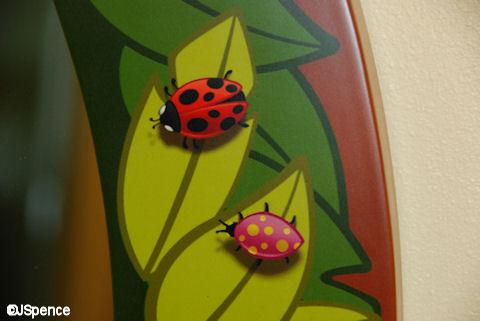Frame Bugs