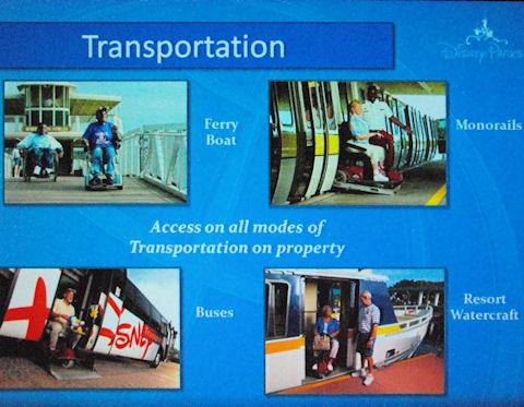 WDW Transportation