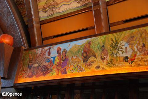 Hawaiian Murals