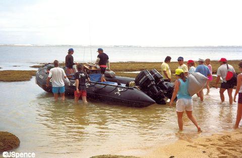 Zodiac Raft