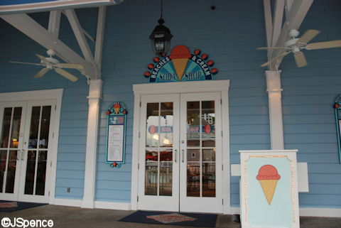 Beaches & Cream Exterior