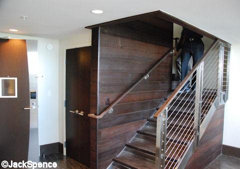 BLT Stairway
