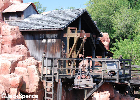 Big Thunder Mining Company building