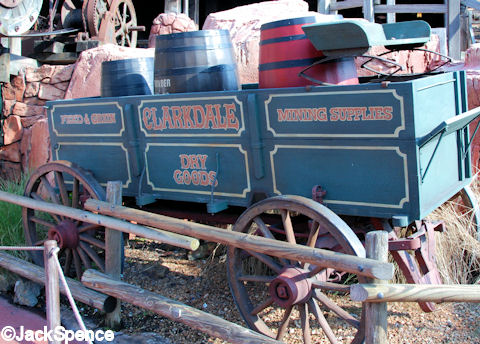 Supply Wagon