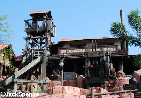 Big Thunder Mining Co. Offices