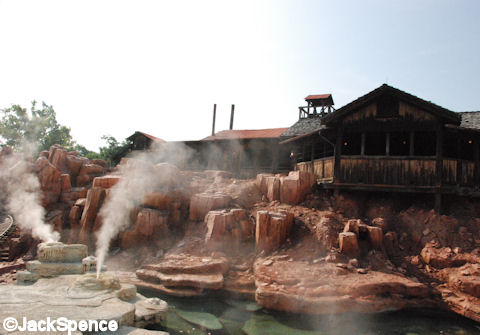 Hot Springs and Mud Pots