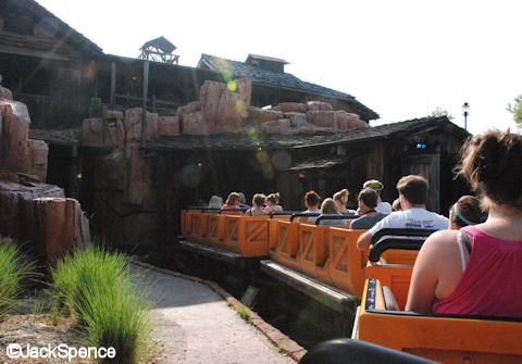 Returning to Big Thunder Mining Company