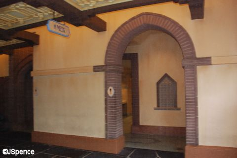 Adventureland Restrooms