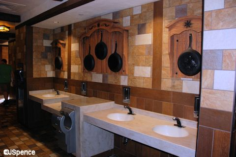 Tangled Men's Room