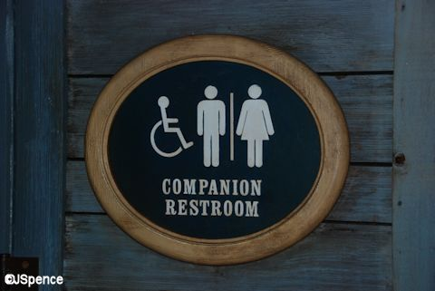 Companion Restrooms