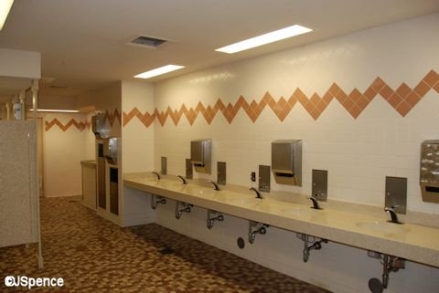 Plaza Restrooms