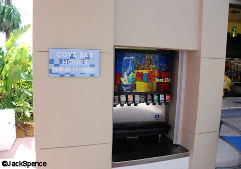 Beverage Refill Station
