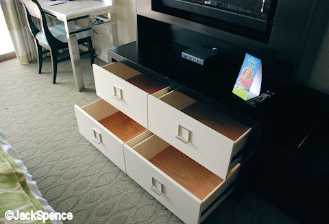 Master Bedroom Drawers
