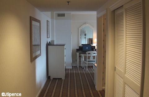 King Room Hallway