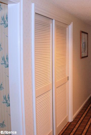 King Room Closet