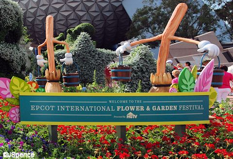 International Flower & Garden Festival